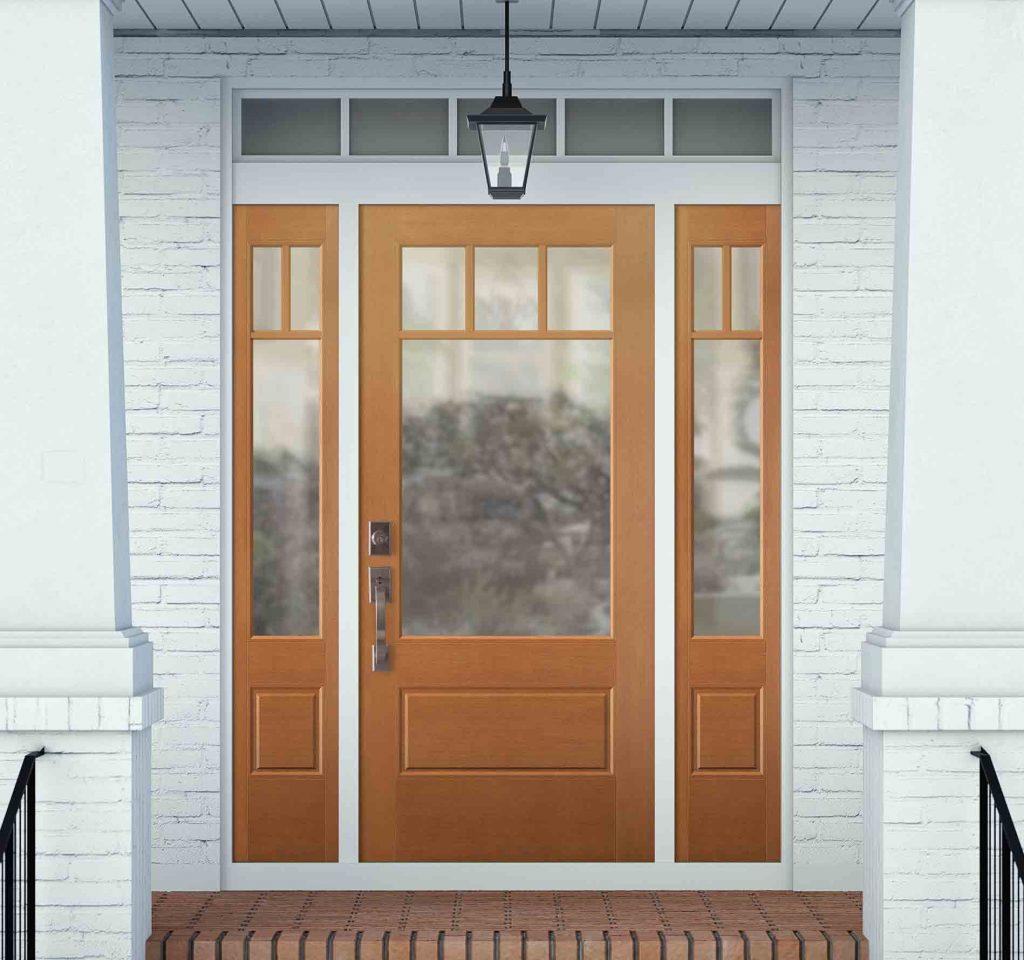 Parts of a Door Image